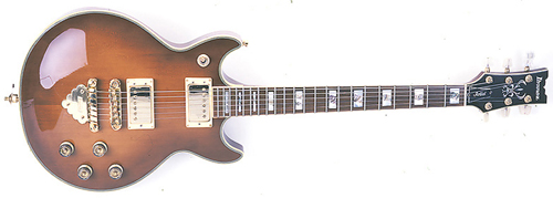 ibanez artist 300 vintage custom 1505 limited edition 500